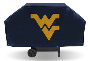 West Virginia Mountaineers Grill Cover Economy