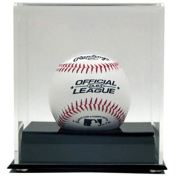 Acrylic Base Baseball Display
