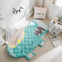 sac de couchage crocodile