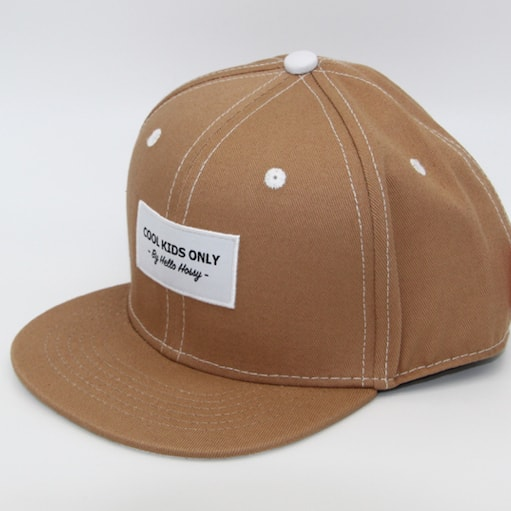 Casquette MINI BROWN - Hello Hossy®