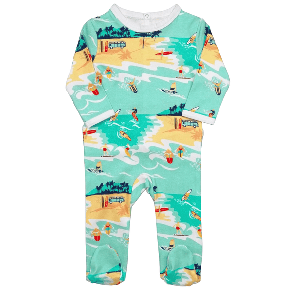 pyjama 1 piece surfer