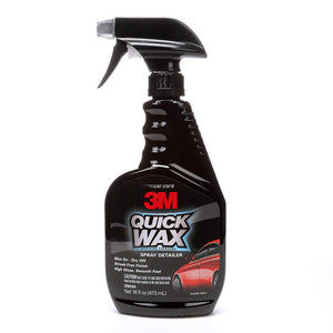 3M Car Care Quick Wax Spray Detailer-16 oz 39034