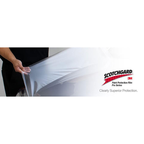 Paintgard 3M Paint Protection Clear Film Roll 70mm wide per meter,