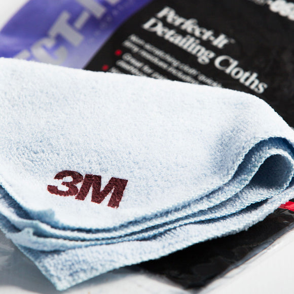 3M Car Care Perfect-It Detailing Cloths