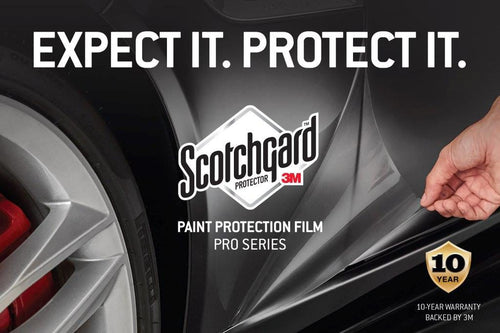 Paintgard 3M Headlight Protection Film