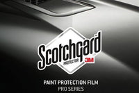 Paintgard 3M Scotchgard Paint Protection Film Roll 50mm Wide