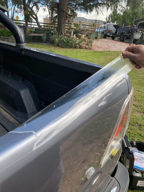Paintgard 3M Tailgate Ute Protection Film