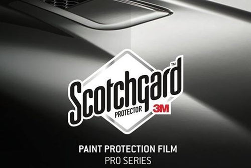 Paintgard 3M Paint Protection Clear Film Roll 100mm x 5 meters