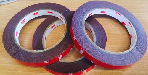 3M Double Sided Tape 12mm x 3mtrs