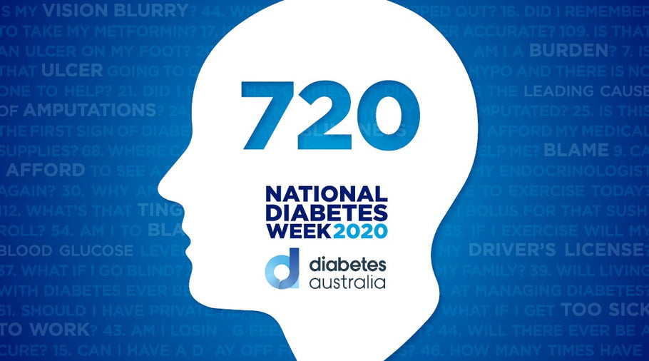 National Diabetes Week!