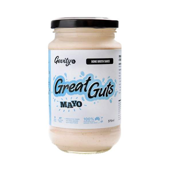 GREAT GUTS MAYO