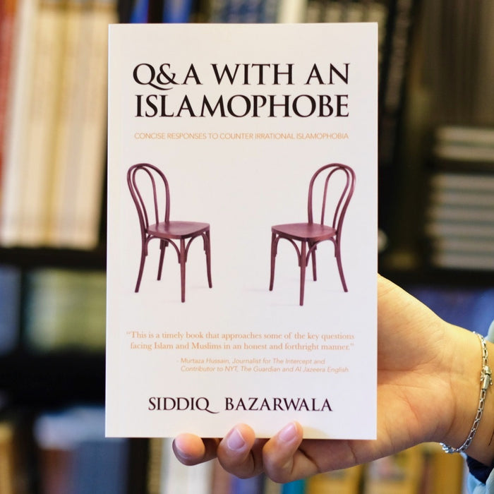 Q&A With an Islamophobe