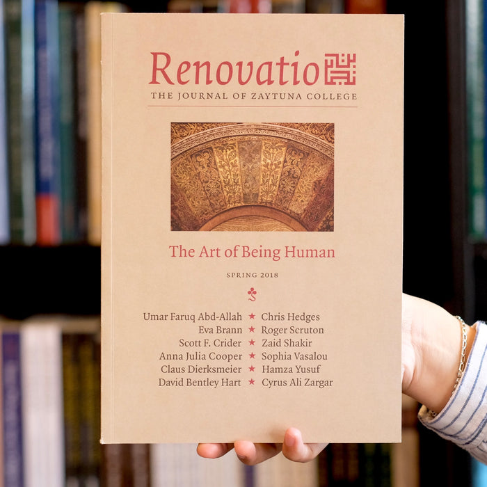 Renovatio 3: The Art of Being Human