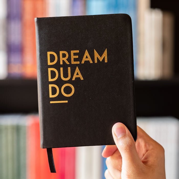 Dream Du'a Do Notebook
