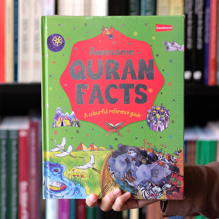 Awesome Quran Facts HB