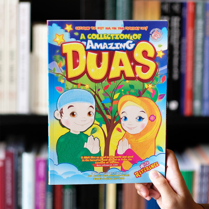 Collection of Amazing Duas