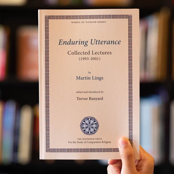 Enduring Utterance: Collected Lectures (1993-2001)