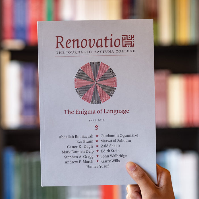 Renovatio 4: The Enigma of Language