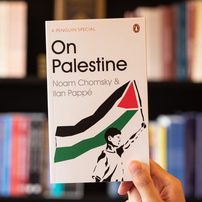On Palestine: A Penguin Special