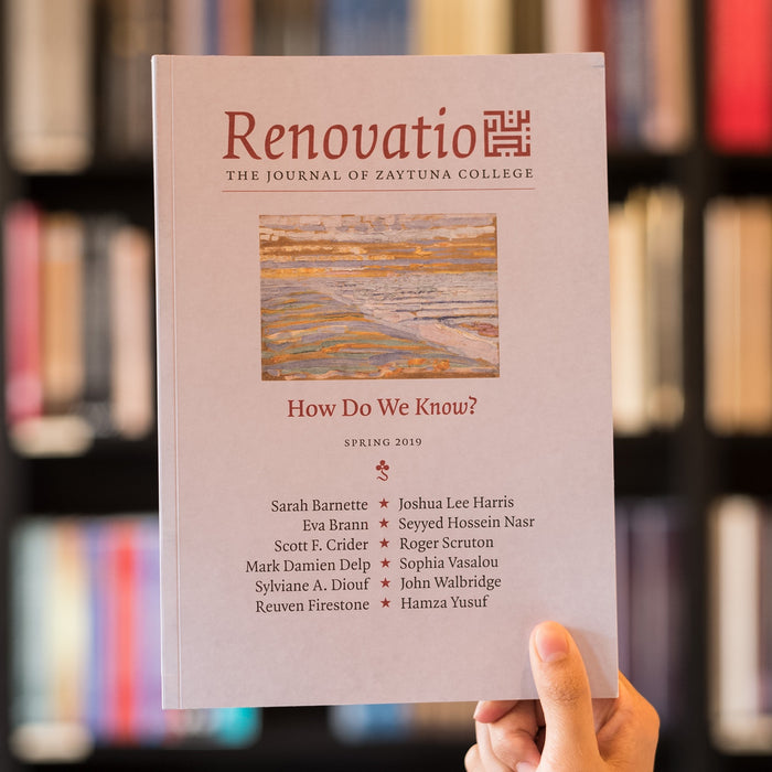 Renovatio 5: How Do We Know?