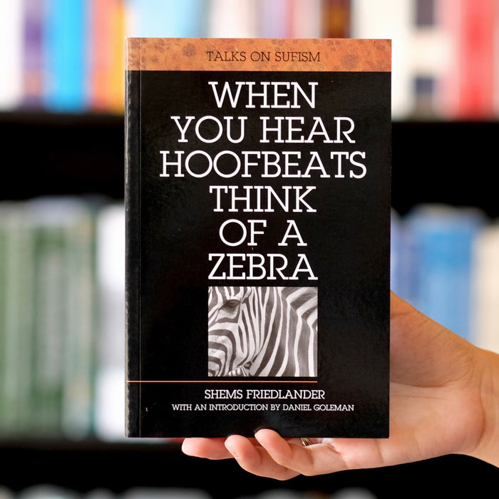 When You Hear Hoofbeats Think of a Zebra (Archetype)