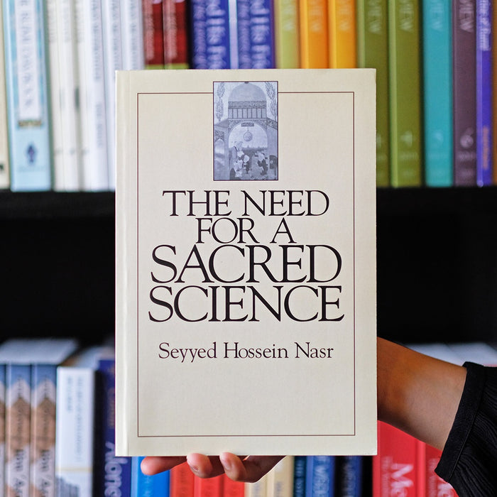 The Need for a Sacred Science