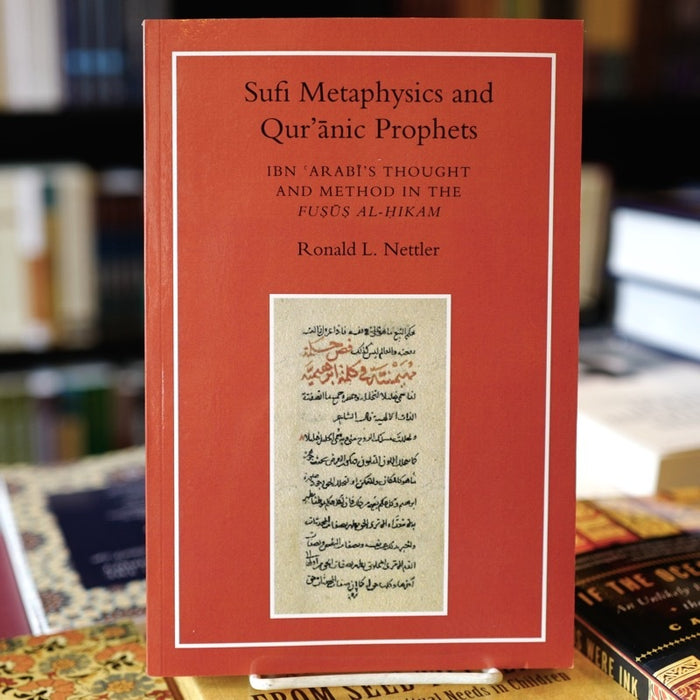 Sufi Metaphysics and Quranic Prophets
