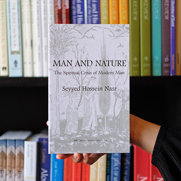 Man and Nature: The Spiritual Crisis in Modern Man