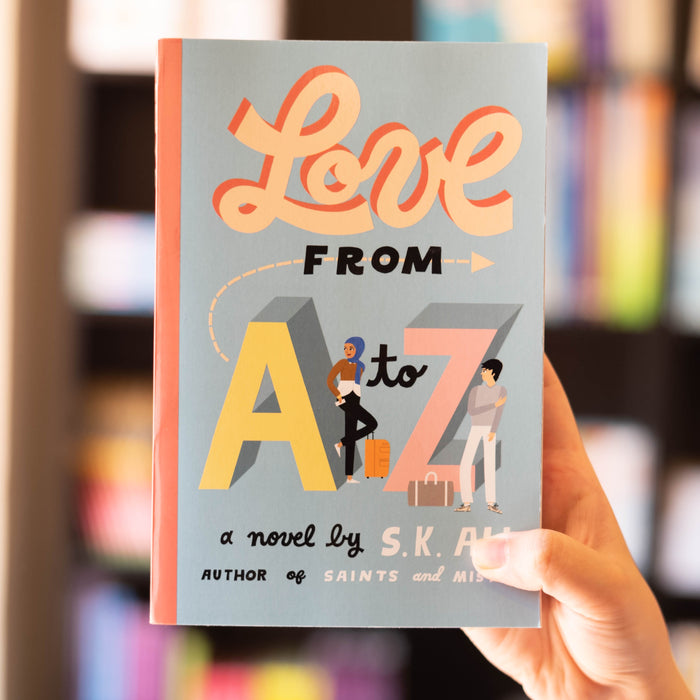 Love from A to Z (PB)