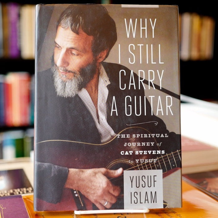 Why I Still Carry a Guitar