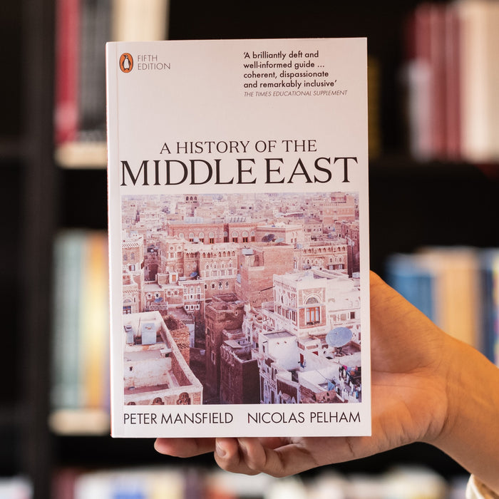 A History of the Middle East (5th Ed)