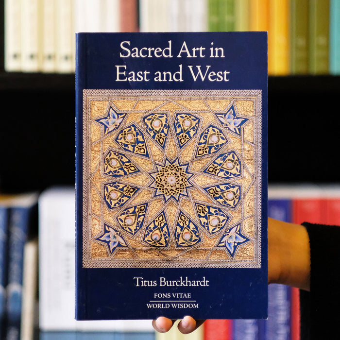 Sacred Art East and West