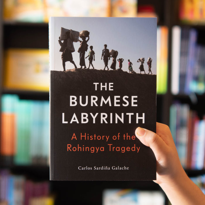 The Burmese Labyrinth: A History of the Rohingya Tragedy