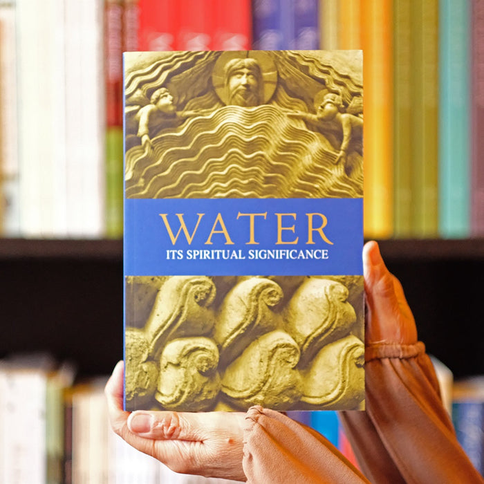 Water: Its Spiritual Significance