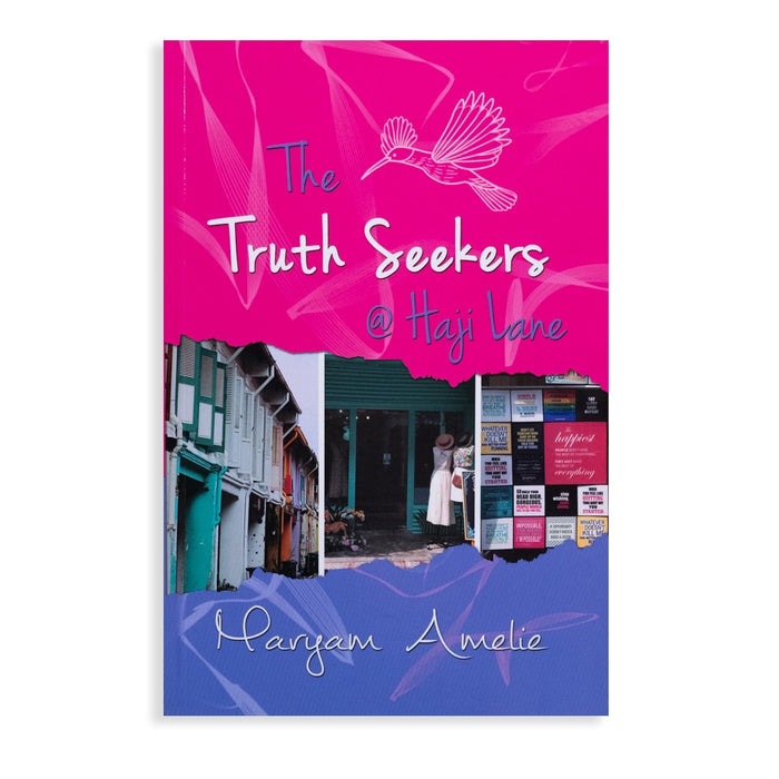 Truth Seekers at Haji Lane