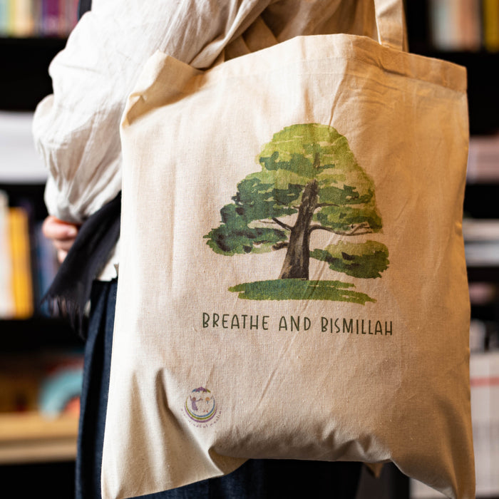 Mindful Everyday Tote Bag