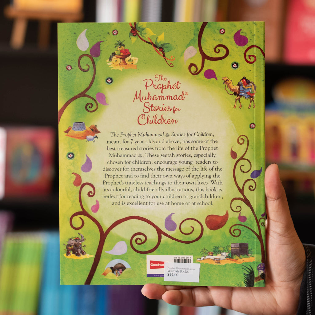 Prophet Muhammad Stories for Children