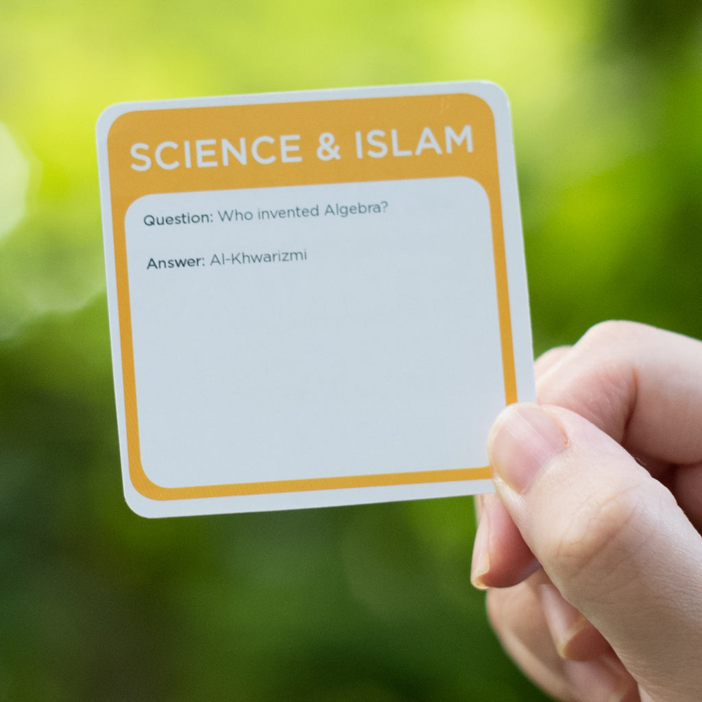 5Pillars Trivia Burst: Science and Islam