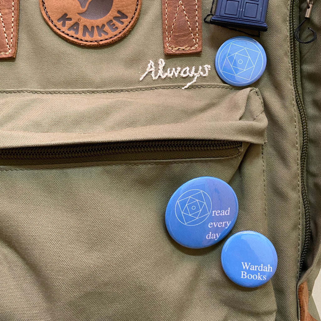 Wardah Badge Set