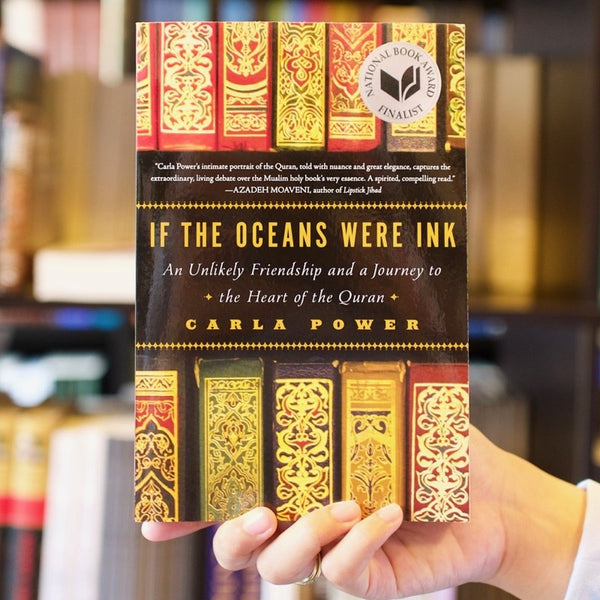 If the Oceans Were Ink – Wardah Books