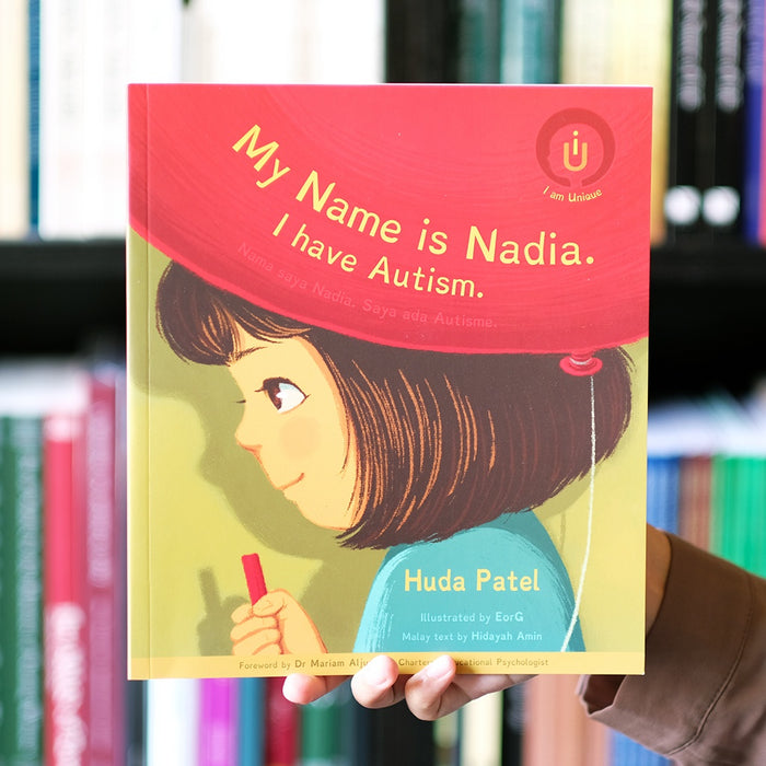 My Name Is Nadia. I Have Autism.