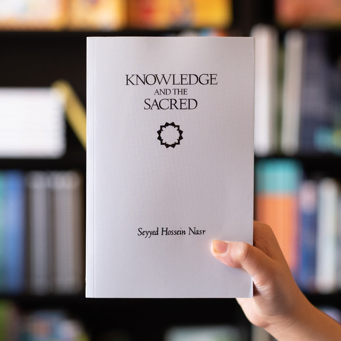 Knowledge and the Sacred