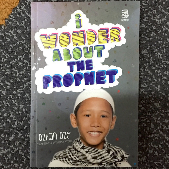 I Wonder About the Prophet s.a.w.