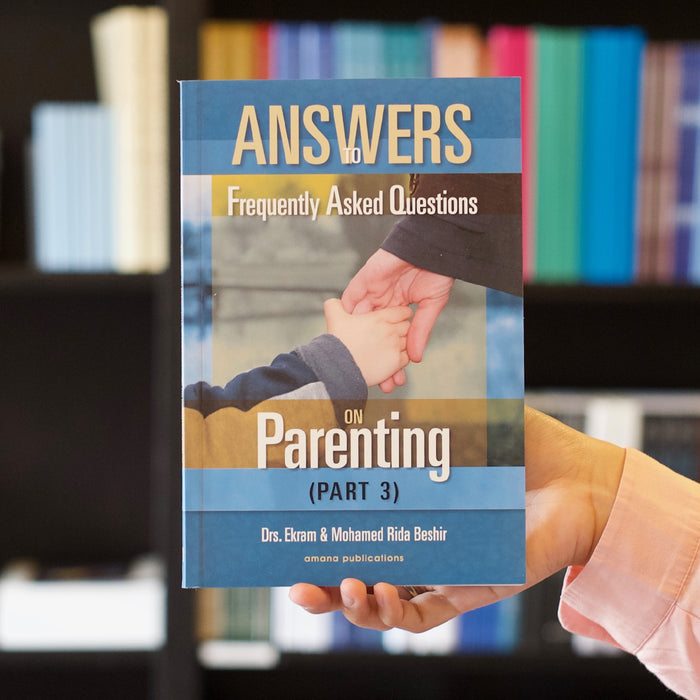 Answers to Frequently Asked Questions on Parenting 3
