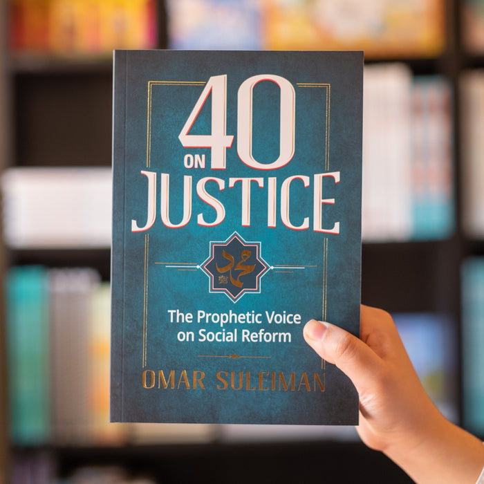 40 On Justice: The Prophetic Voice on Social Reform