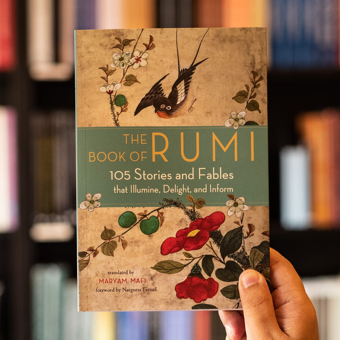 The Book of Rumi: 105 Stories and Fables