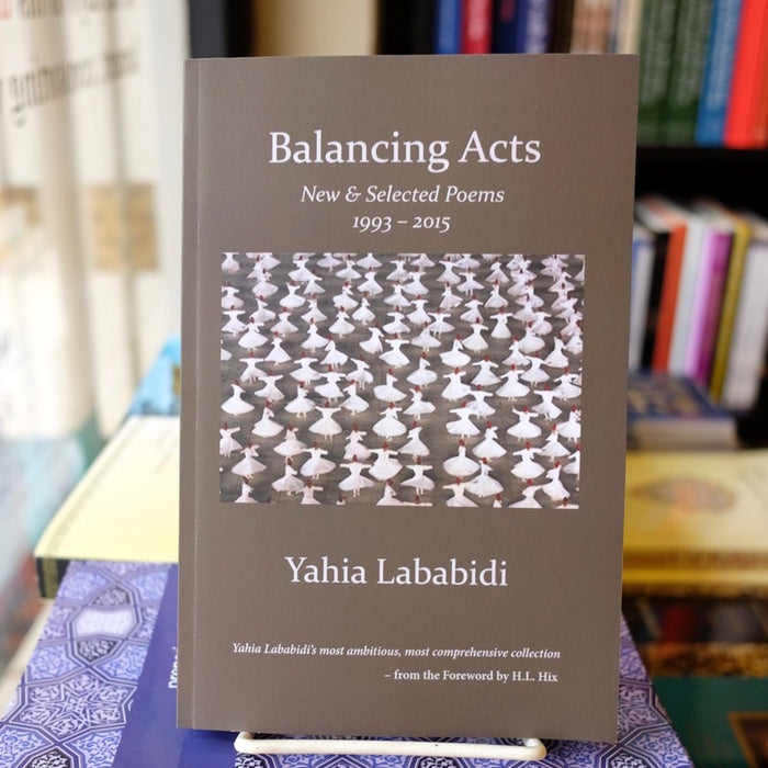 Balancing Acts: New and Selected Poems