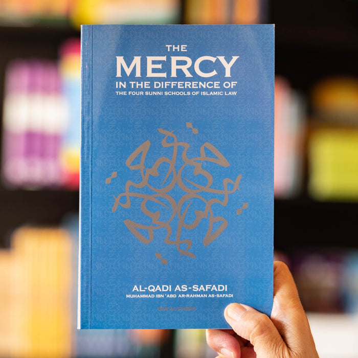 Mercy in the Difference of the Four Sunni Schools of Islamic Law