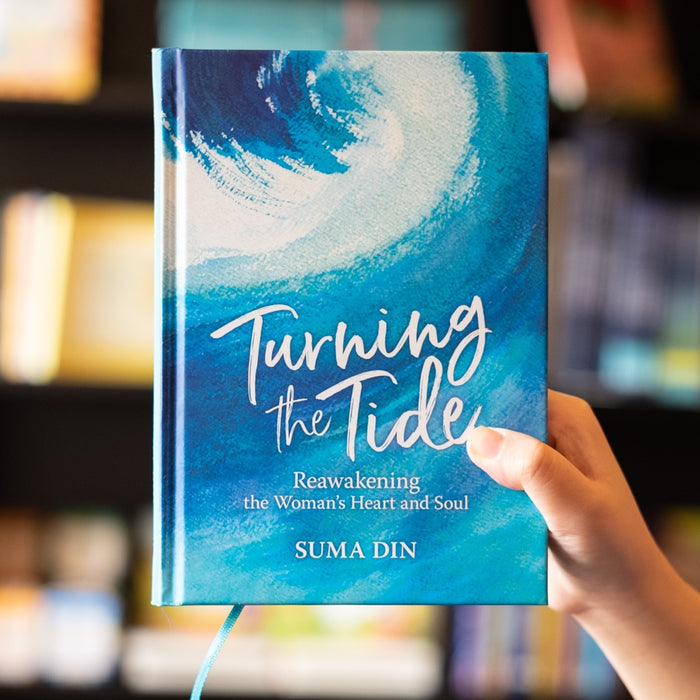 Turning The Tide: Reawakening the Woman's Heart and Soul