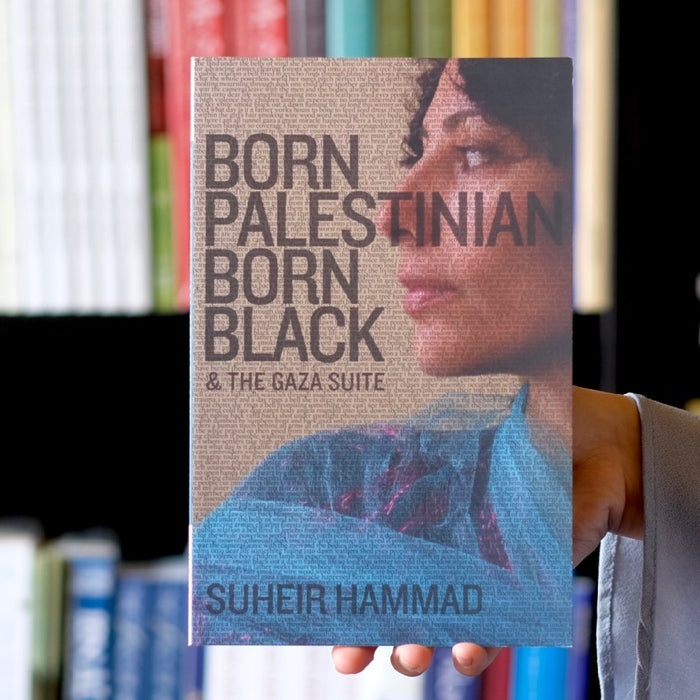 Born Palestinian, Born Black & the Gaza Suite